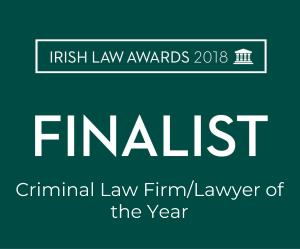Double Nomination at the Irish Law Awards