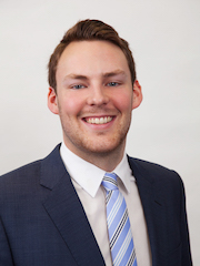Luke Staines entered on the Roll of Solicitors